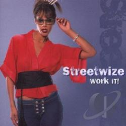 Streetwize - Work It CD Cover Art