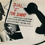 Clark, Sonny - Dial S For Sonny (Rudy Van Gelder Edition) DB Cover Art