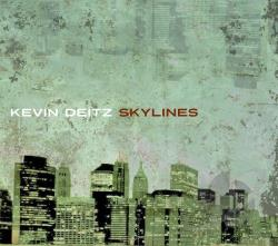 Deitz, Kevin - Skylines CD Cover Art
