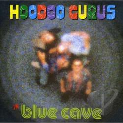 Hoodoo Gurus - Blue Cave CD Cover Art