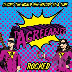 Agreeables - Rocked CD Cover Art