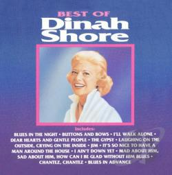 Shore, Dinah - Best of Dinah Shore CD Cover Art