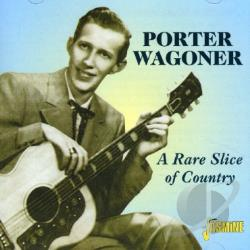 Wagoner, Porter - Rare Slice of Country CD Cover Art
