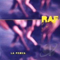 Raf - La Prova CD Cover Art