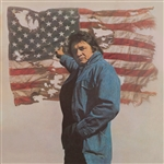 Cash, Johnny - Ragged Old Flag CD Cover Art