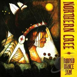 Northern Cree Singers - Round Dance Jam CD Cover Art