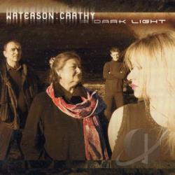 Waterson Carthy - Dark Light CD Cover Art