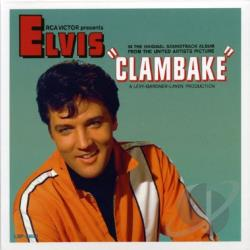 Presley, Elvis - O.S.T. - Clambake CD Cover Art