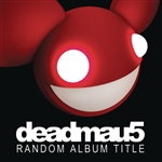 Deadmau5 - Random Album Title CD Cover Art