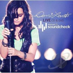 Lovato, Demi - Live-Walmart Soundcheck CD Cover Art