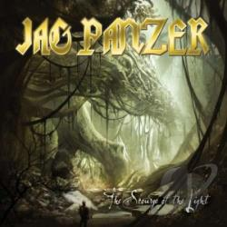 Jag Panzer - Scourge of the Light CD Cover Art