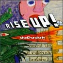 Dadadah - Rise Up CD Cover Art