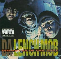 Da Lench Mob - Guerillas in tha Mist CD Cover Art