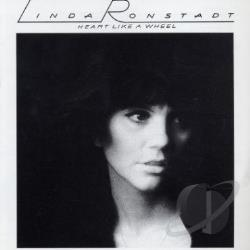 Ronstadt, Linda - Heart Like a Wheel CD Cover Art