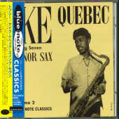 Quebec, Ike - Topsy/Ike Quebec Swing Seven CD Cover Art