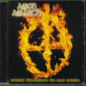 Amon Amarth - Sorrow Throughout The Nine Worlds CD Cover Art