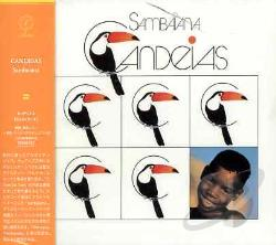 Candeias - Sambaiana CD Cover Art
