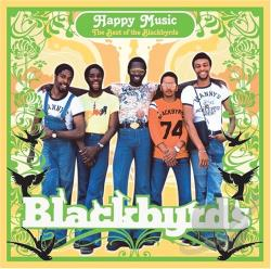 Blackbyrds - Happy Music: The Best of the Blackbyrds CD Cover Art
