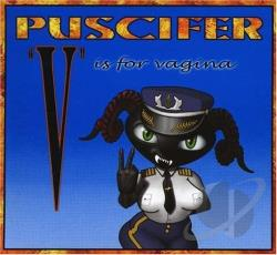 Puscifer - V Is for Vagina CD Cover Art