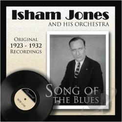 Jones, Isham - Song of the Blues 1923-1932 CD Cover Art