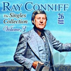 Conniff, Ray - Singles Collection, Vol. 3 CD Cover Art