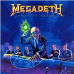 Megadeth - Rust In Peace DB Cover Art