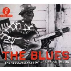Blues: The Absolutely Essential 3 CD Collection CD Cover Art