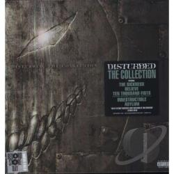 Disturbed - Collection LP Cover Art