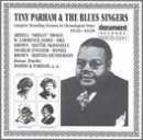 Parham, Tiny - Complete Recorded Works (1926-1928) CD Cover Art