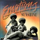Emotions - Sunshine! CD Cov