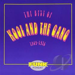Kool & The Gang - Best of Kool & the Gang 1969-1976 CD Cover Art