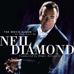 Diamond, Neil - Movie Album: As Time Goes By CD Cover Art