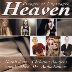 Heaven - Plugged & Unplugged CD Cover Art