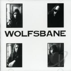 Wolfsbane - Wolfsbane CD Cover Art