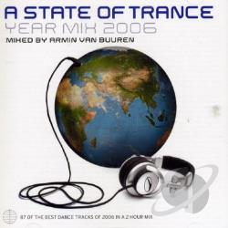 Van Buuren, Armin - State of Trance: Year Mix 2006 CD Cover Art