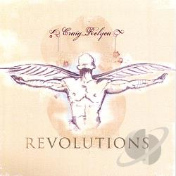 Relyea, Craig - Revolutions CD Cover Art