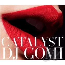DJ Gomi - Catalyst CD Cover Art