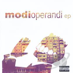 Jocose - Modi Operandi CD Cover Art