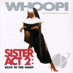 Sister Act 2: Back in the Habit CD Cover Art