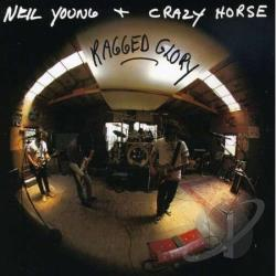 Neil Young & Crazy Horse / Young, Neil - Ragged Glory CD Cover Art