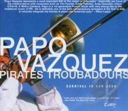 Vazquez, Papo - Carnival in San Juan CD Cover Art