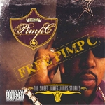 Pimp C - Sweet James Jones Stories CD Cover Art