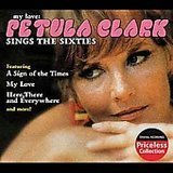 Clark, Petula - Petula Clark Sings the Sixties CD Cover Art