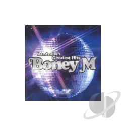 Boney M - Gold: Greatest Hits CD Cover Art