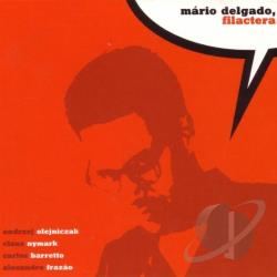 Delgado, Mario - Filactera CD Cover Art