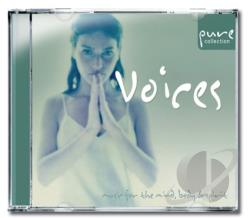 Pure Voices CD Cover Art