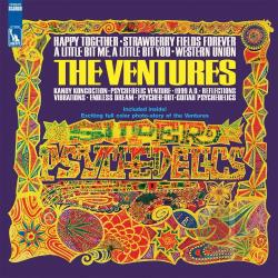 Ventures - Super Psychedelics CD Cover Art
