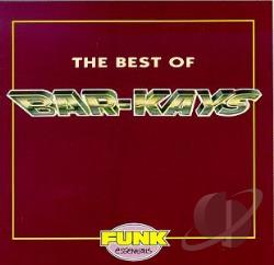 Bar-Kays - Best of Bar-Kays CD Cover Art
