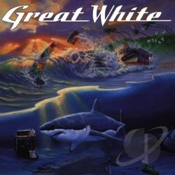 Great White - Can't Get There From Here CD Cover Art