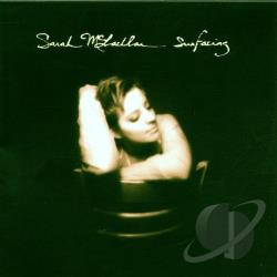 McLachlan, Sarah - Surfacing CD Cover Art